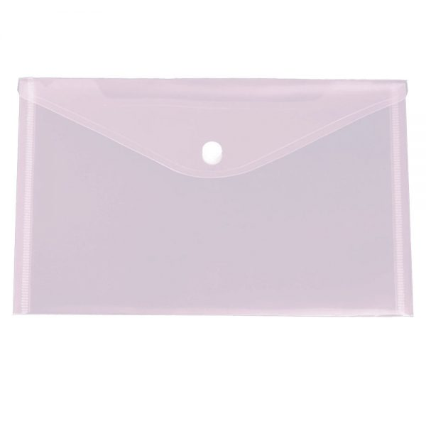 plastic clear folder